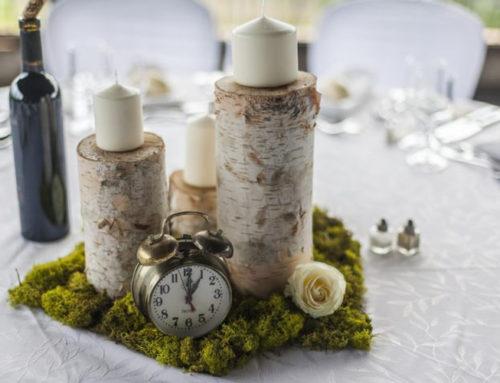 [Déco de fête] Mariage & bouleaux