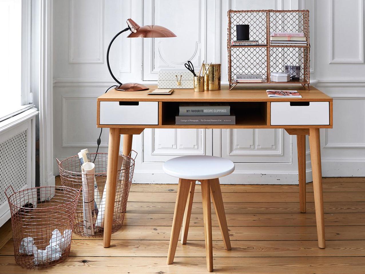 Inspi un bureau a vivre decocot decoration et accessoires en