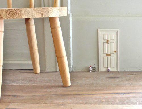 [KIDS] Un monde enchanté…derrière une porte miniature ! ★