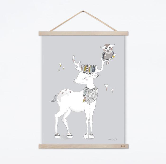 illustration affiche design france decocot