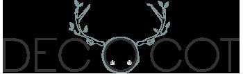 Decocot: decoration et accessoires en bois pour enfants Logo