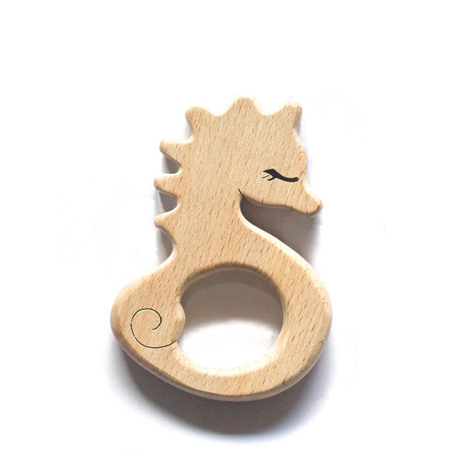 anneau de dentition en bois une création decocot made in france