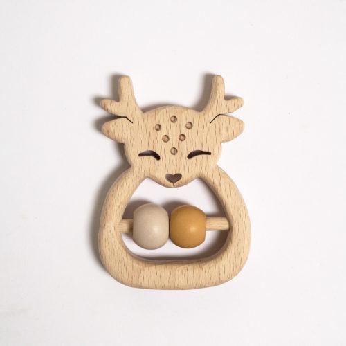 hochet en bois français jouet bébé decocot