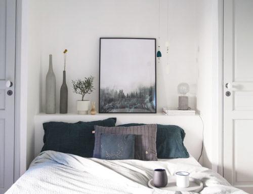 HOME TOUR : notre chambre