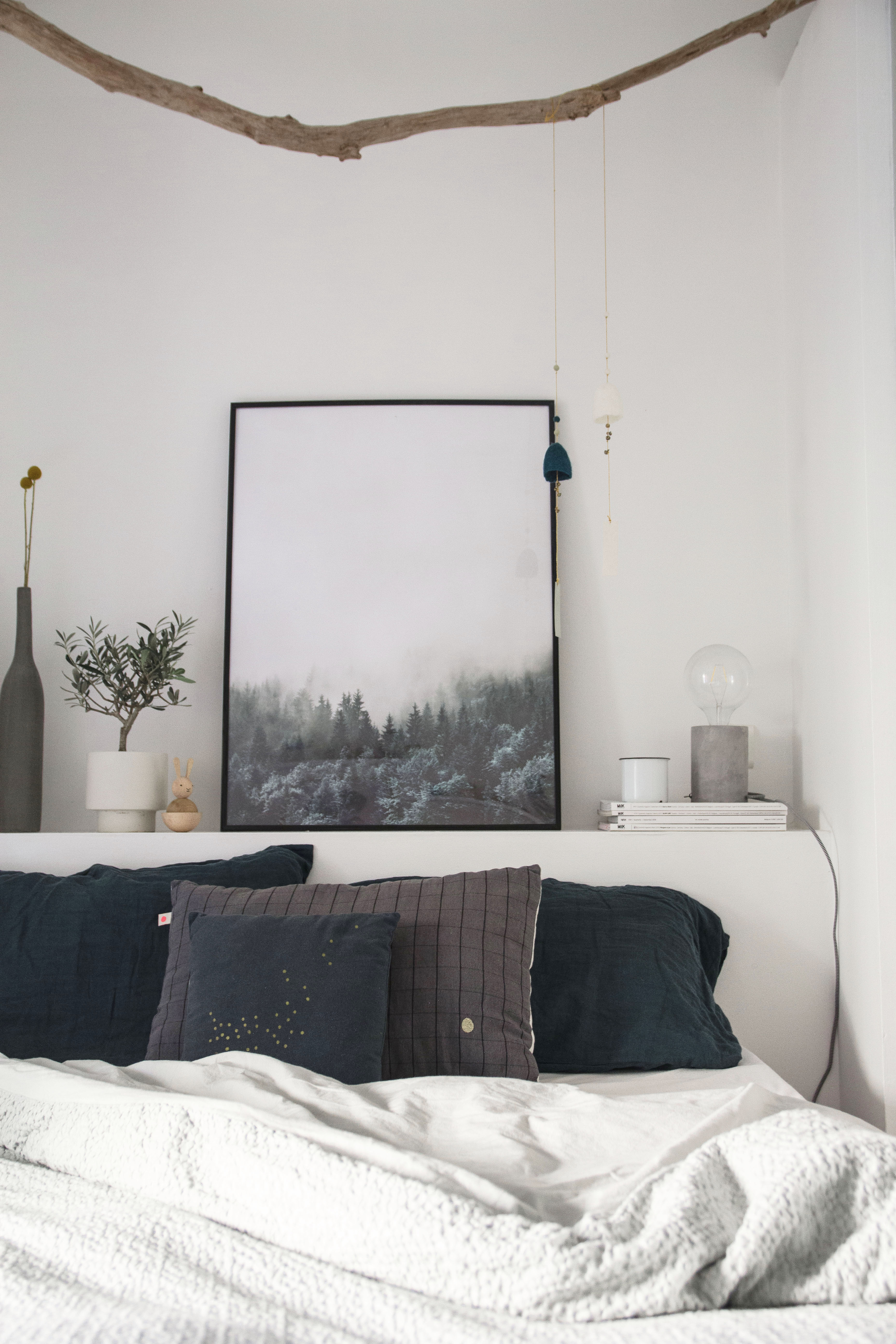 décoration chambre inspiration scandinave decocot
