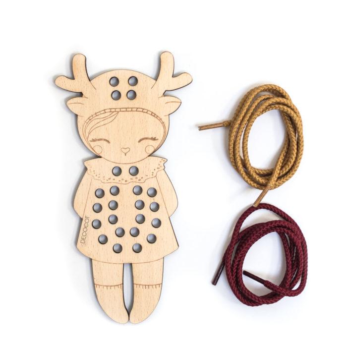 jouet montessori lacage bois fabriqué en france par decocot