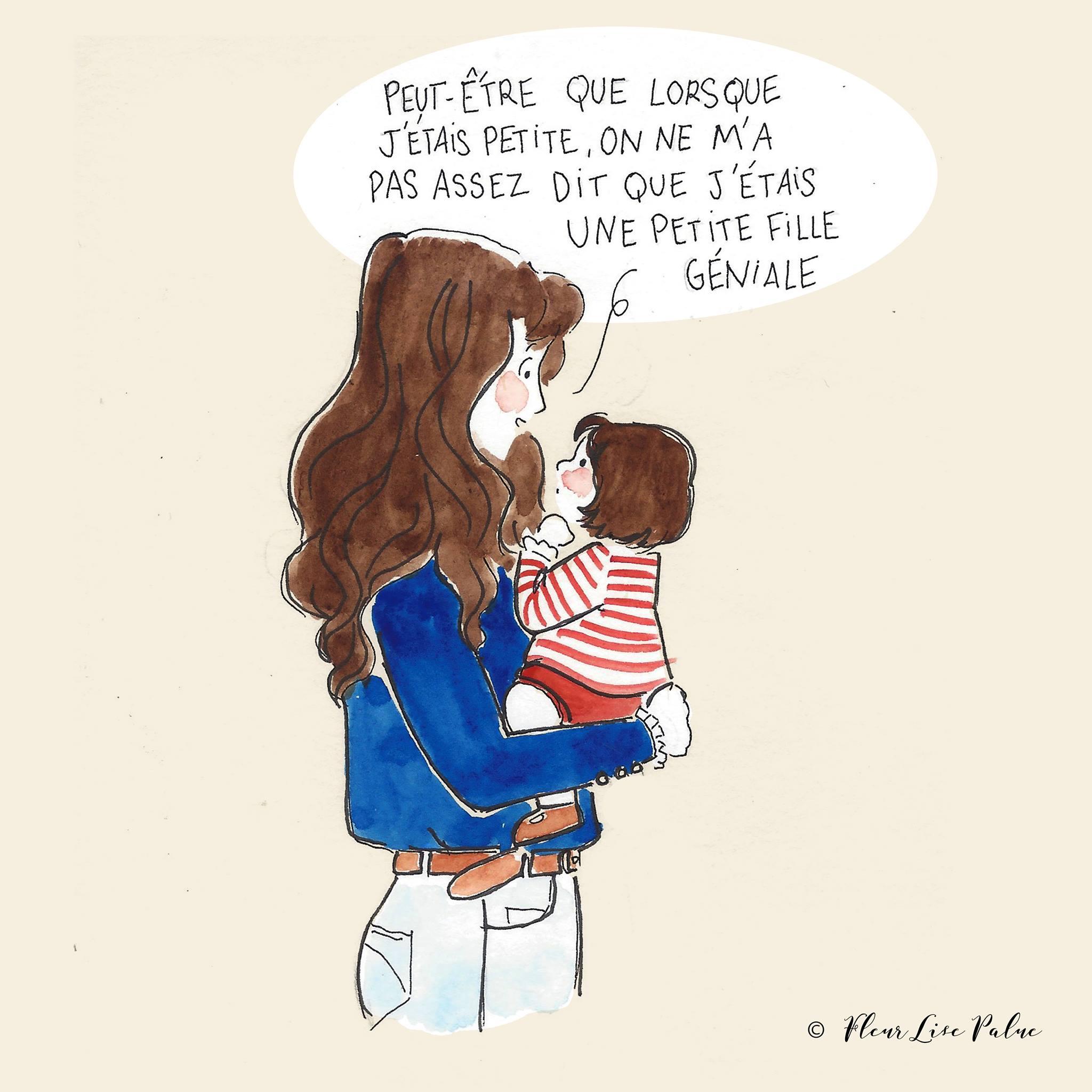 blogzine famille maman blogueuse decocot illustration