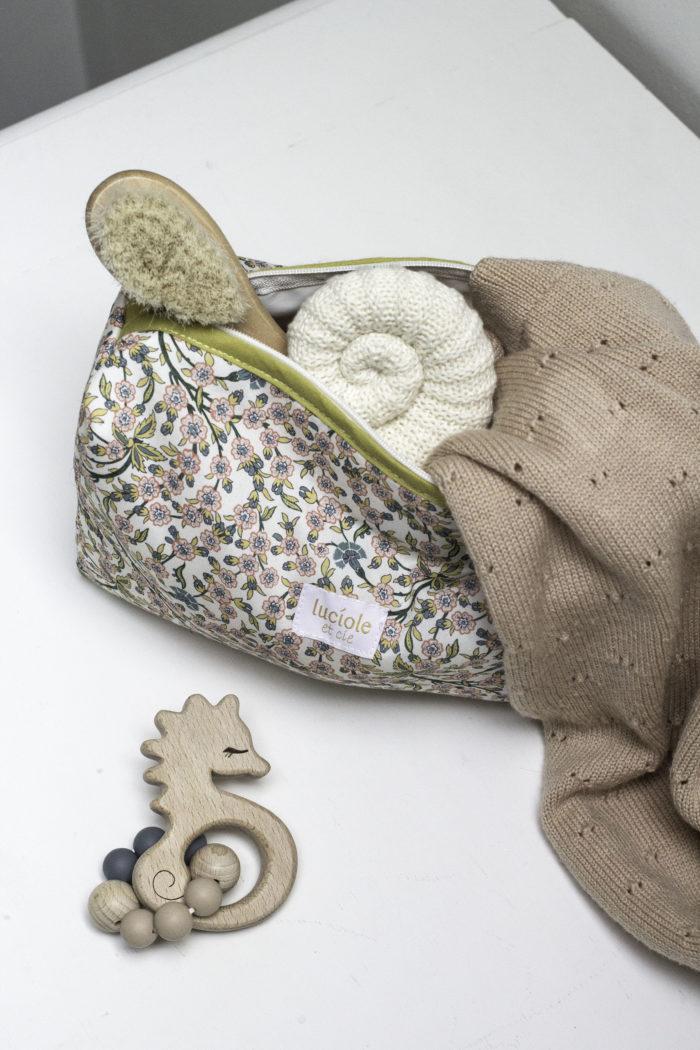 fabrication française hochet hippocampe cadeau de naissance